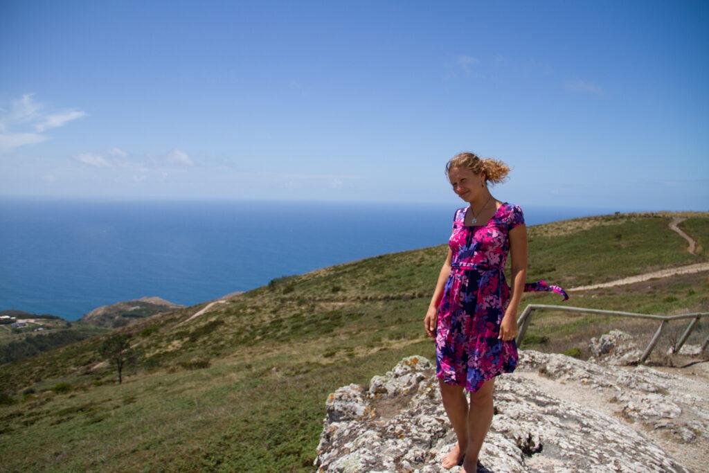 Bodydecoded - Юлия Сианто на фоне гор и моря
