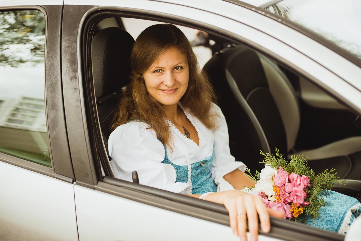 Bodydecoded - Юлия Сианто в машине